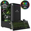 Casper Excalibur E600 Intel Core i3-9100F 8 GB RAM 1TB HDD +240 SSD 8GB RX570 Win 10 Home Siyah Desktop