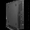 Casper Nirvana M300 Intel Core i3-10100 8 GB RAM 240 GB M.2 SSD  Win 10 Home Siyah MiniPc