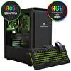 Casper Excalibur E600 Intel Core i3-10100 16 GB RAM 1TB HDD +240 SSD 8GB 2060 SUPER Win 10 Home Siyah Desktop
