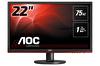 """AOC LED 21,5"""" G2260VWQ6 D-SUB+HDMI+DP MONITOR ( OUTLET )"""