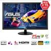 Asus 21.5 VP228QG Gaming LED FreeSync 1920x1080 1ms 75hz 3YIL DP HDMI VGA MM VESA EyeCare Flicker-Free Düşük Mavi Işık Monitör