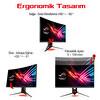 ASUS XG32VQ 31.5  Kavisli  4ms 144hz  HDMI DP EyeCare Flicker Free Düşük Mavi Işık 3YIL LCD MONITOR