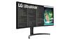 LG 35WN65C-B 35'' UltraGenis 21:9 Kavisli Tasarim (7Wx2) HDR10 WQHD Monitör
