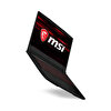"MSI NB GF63 8RC-209TR Intel Core i7 8750H 8GB 1TB + 128GB SSD GTX1050 Windows 10 Home 15.6"" FHD Taşınabilir Bilgisayar"