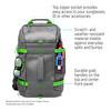 "HP L8J89Aa 15.6"" Gri-Yeşil Odyssey Notebook Sırt Çantası"