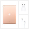 Apple iPad 8. Nesil MYLC2TU/A 32GB 10.2'' Gold Wifi Tablet