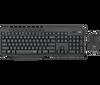 Logitech MK295 Kablosuz  Q Klavye ve Mouse Seti Siyah
