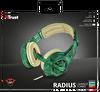 Trust 22207 GXT310C Radius Oyuncu Kulaklığı - Kamuflaj