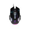 Preo My Game MG09 Kablolu Gaming Mouse Gümüş Siyah + Mouse Pad Siyah