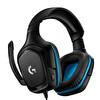 Logitech G432 7.1 Surround Sound Oyuncu Kulaklığı -Leatherette