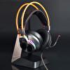 Rush Magic RHX52 USB 7.1 Surround RGB Mikrofonlu Kulaklık