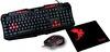 Inca IKG-330 Gaming Klavye+Mouse+Mousepad Combo Seti