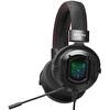 Onikuma K3 WITH RGB Hafif Gaming Kulaklık Siyah