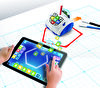 Clementoni Coding Lab Mind Designer Eğitici Tasarım Robotu