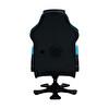 Adore X Rocker Sony Genesis Döner Tabanlı, Ses Düzenli Katlanır Profesyonel Oyuncu Koltuğu XR-510-SM-1 Siyah-Mavi