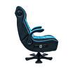 Adore X Rocker Sony Infiniti, Döner Tabanlı, Kolçaklı ve Ses Düzenli Profesyonel Oyuncu Koltuğu XR-526-2B-SM-1 Siyah-Mavi
