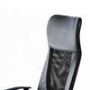 Adore Style File Sırtlı Yönetici Koltuğu VLT-160-FD-1 Siyah