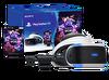 Sony PLAYSTATION VR + VR  WORLDS OYUN + PS4 CAMERA Aksesuar Paketi ( OUTLET )
