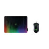 Razer DEATHADDER GAMING MOUSE + SPHEXV2 GAMING MOUSE PAD