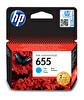 HP 655 Mavi Mürekkep Kartuş (Cz110Ae)