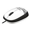 Logitech M105 Kablolu Mouse (Beyaz)