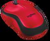 Logitech M220 Silent Kablosuz Mouse (Kırmızı)