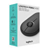 Logitech Pebble M350 Kablosuz Bluetooth Silent Mouse Graphite