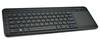 Microsoft N9Z-00017 All-In-One Media Siyah Klavye