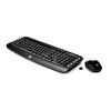 HP Lv290Aa Kablosuz Klavye Mouse Set (Siyah)