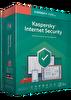 Kaspersky Internet Security Çoklu Cihaz MD 1 Kullanıcı