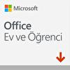 ESD-Microsoft Office Ev ve Öğrenci 2019-Elektronik Lisanslı Üründür