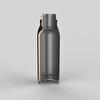 Puro Stainless Steel Smart Termal Bottle Siyah 500ML