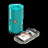 Jbl Flip 4 Su Geçirmez Bluetooth Hoparlör Teal