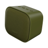 Oppo OBMC03 Led Saat Göstergeli 3W Bluetooth Hoparlör Yeşil