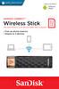 Sandisk Sdws4-032G-G46 Connect Wıreless Usb