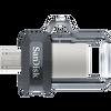 Sandisk 32GB Usb Dual Drive Android Girişli M3.0 Bellek - Sddd3-032G-G46