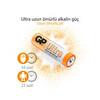 GP 15AU4/2-2P6 4+2 Alkalin Pil