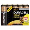 Duracell Basic Kalem Pil 10 Lu AA