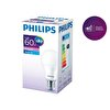 Philips Essential Ledbulb 8.5 60W Normal Duy Beyaz Işık