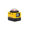 KODAK PİXPRO SP360 SARI - AQUA PACK 360° VR AKSİYON KAMERA ( Wİ-Fİ & FULL HD)