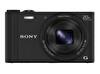 SONY DSCWX350 20x Optik Zoom'lu Kompakt Dijital Fotoğraf Makinesi ( TESHIR )