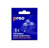 Preo Dayanıklı Lens Koruma iPhone 12 Pro Üçlü 3d Lens