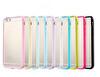 Preo Tpu Case iPhone SE 2020 Polikarbon Telefon Kılıfı Beyaz Kenar