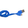 Sunix Sc-06 Free Speed Mavi Micro Usb Kablo