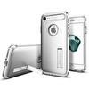 Spigen iPhone 7 Slım Armor Satın Silver Cep Telefonu Kılıfı
