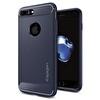 Spigen iPhone 7 Plus Rugged Armor Mıdnıght Blue Cep Telefonu Kılıfı