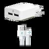 Ttec Speedcharger Duo 3.1A Micro Usb Kablolu Unıversal Seyahat Şarj Aleti