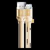 Ttec Alumicable iPhone Şarj Kablosu Altın