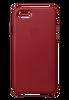 Apple MQHA2ZM/A iPhone 8 Kırmızı Deri Kılıf