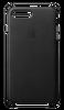 Apple MQHM2ZM/A iPhone 8 Plus Deri Kılıf - Siyah